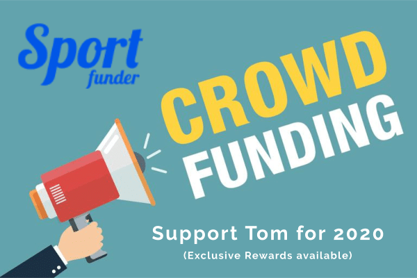 Tom 2020 Crowd Funding Link
